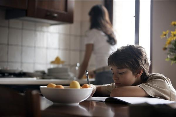 Малките ученици и големият им дневен режим