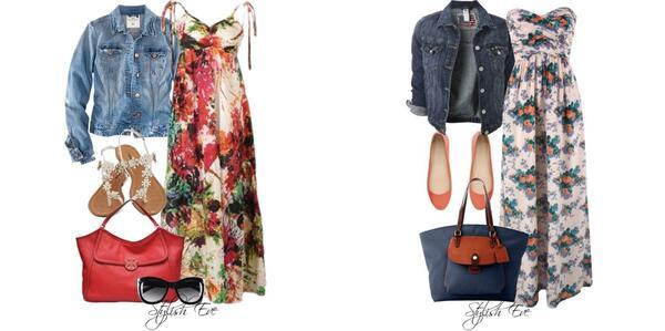 Макси рокли за максимално стилна есен