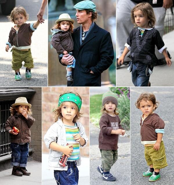 Най-стилните холивудски хлапета