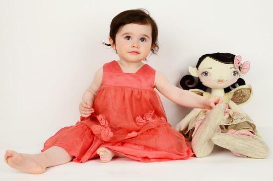 Повелителката на вълшебните кукли