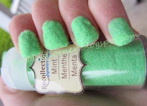 Плюшени нокти за есента и зимата