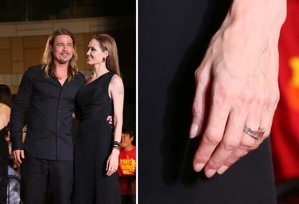 Най-скъпите годежни пръстени в Холивуд
