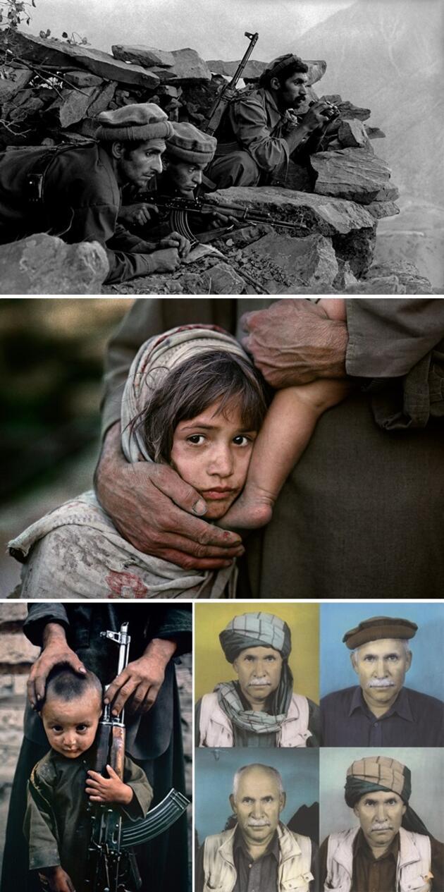 Фотограф на очите, душите, войните