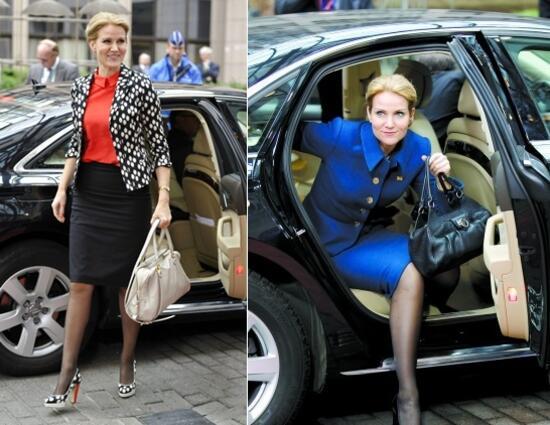 Изумително стилните дами в политиката