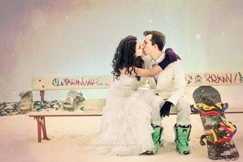 Сватбените снимки: Спомени за цял живот