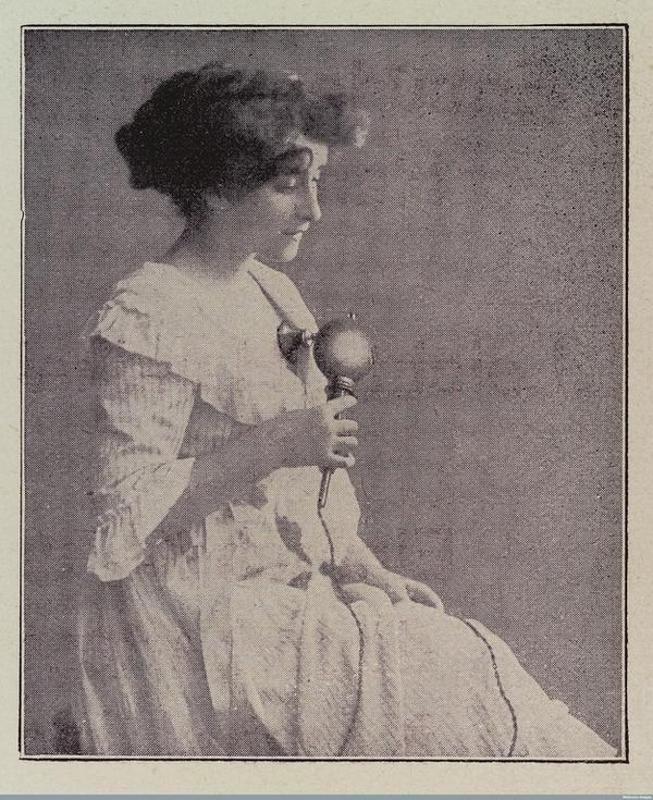 Ръководство за употреба на вибратор от 1913