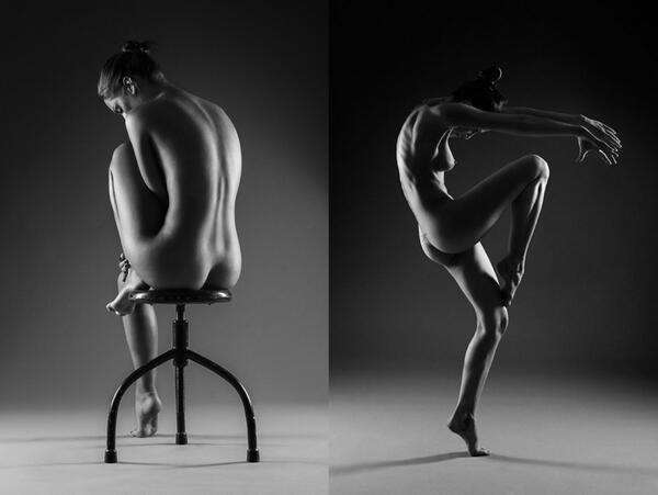Голото женско тяло: Изящество и красота