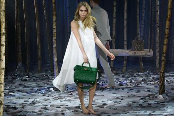 Седмицата на модата в Лондон: Най-актуалните чанти