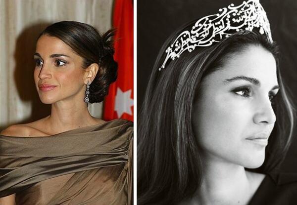 Дневниците на съвременните принцеси: Перлата на Йордания