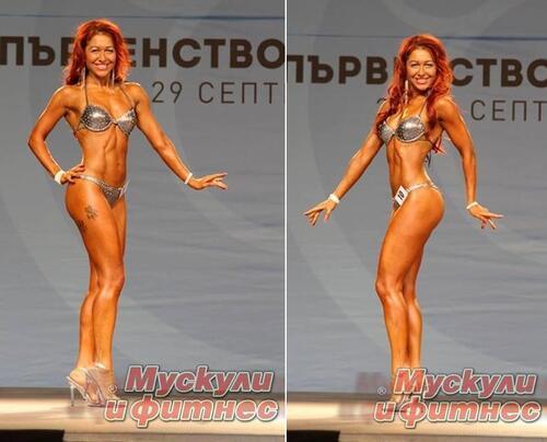 Как една българка се превръща в ММА шампион