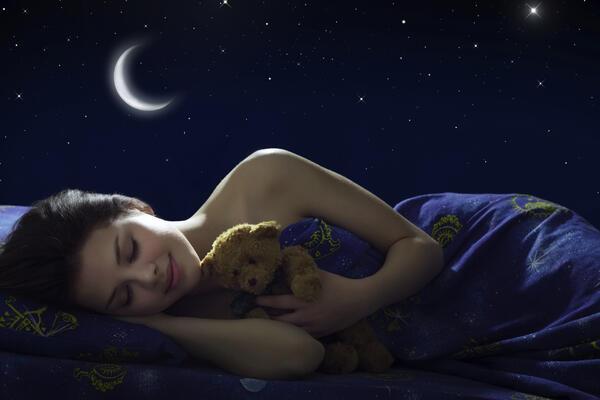 Как да запазите кожата си: Спящата красавица