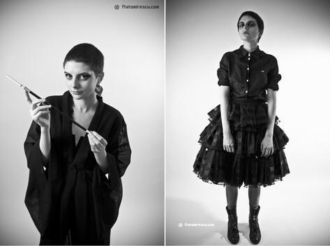 Мис Тутли-Путли: Стилът на една ексцентрична винтидж блогърка