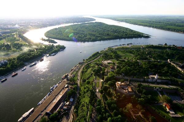 Най-красивите градове на Дунав