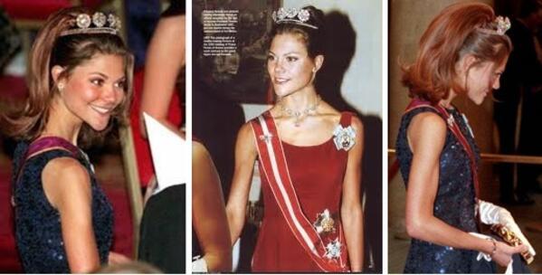 Дневниците на съвременните принцеси: Наследничката на шведския трон