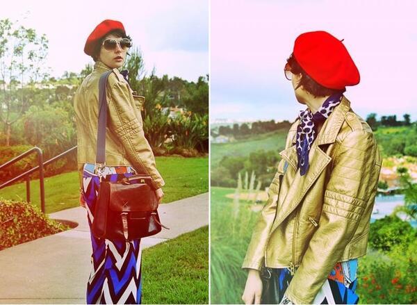 Мис Тутли-Путли: 10 ексцентрични винтидж визии за пролетта