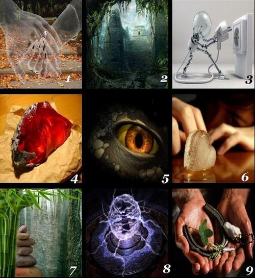 Бърз тест: Коя илюстрация избирате?