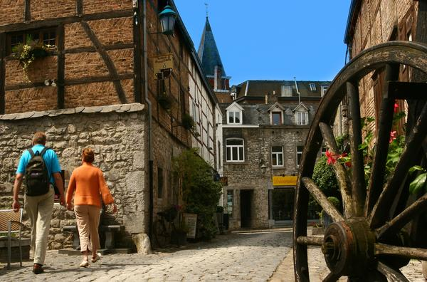 Приказното белгийско градче Дюрбюи