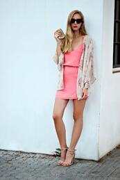 Изборът на Jenite: Коралова рокля
