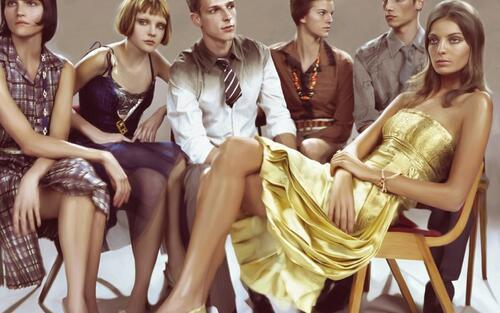 В луксозния свят на Prada от 1987 година насам