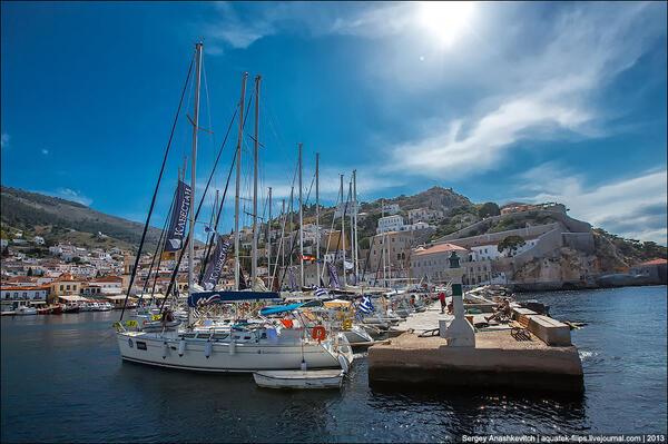 Хидра – гръцкият остров без автомобили