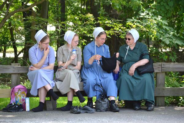 Жени от други земи: Цял един живот сред амишите