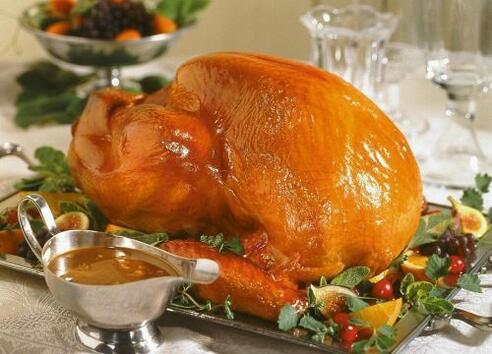 Пуйка за Деня на Благодарността