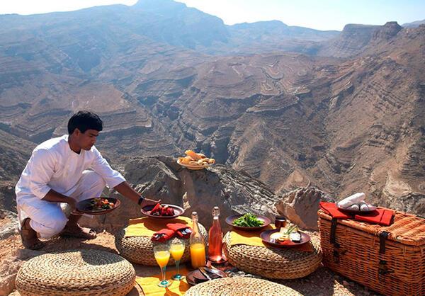 Топ 10: Най-невероятните места за пикник по света
