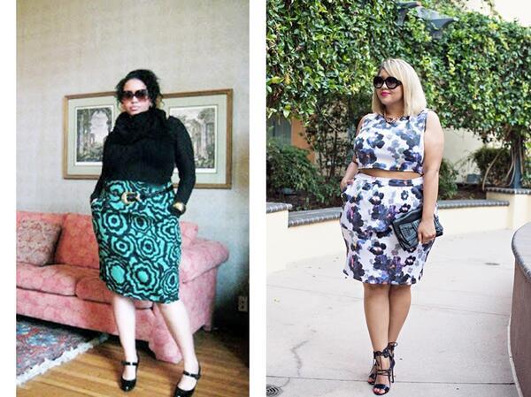 Преди и сега: Най-популярните модни блогърки в света