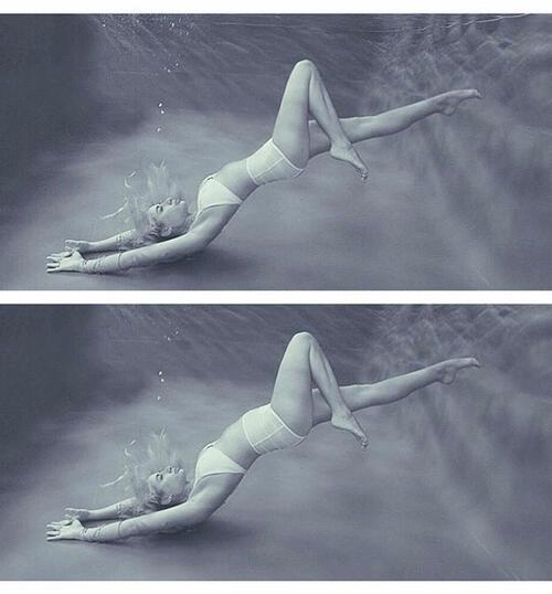 """Модел на бельо се опълчи срещу фотошоп """"подобренията"""""""