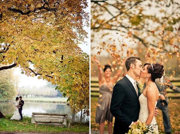 Сватбени страсти: Септември е новият юни!