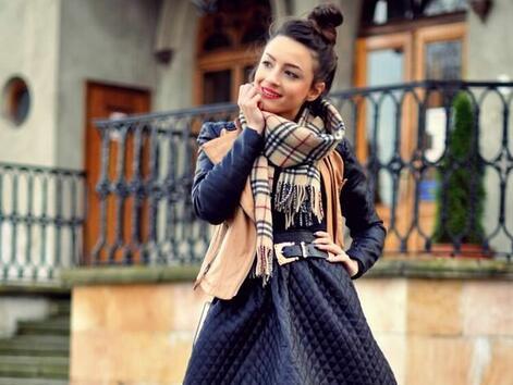 25 начина да носите своя любим шал
