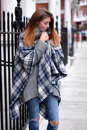 Изборът на Jenite: Топъл пуловер и изрязани дънки