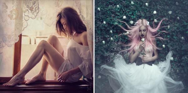 Антония Гласкова: Портрети, наситени с магия и загадъчност