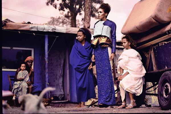 Златимир Араклиев: Блясъкът на майсторските модни фотосесии