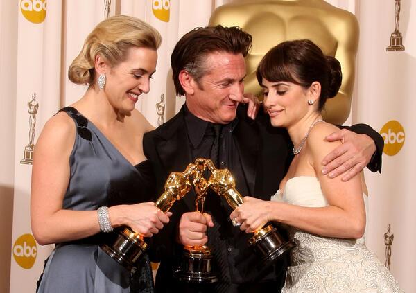 В духа на Оскарите: Топ 10 на актьорите с най-много награди