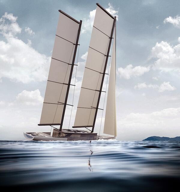 Остъклена яхта с директен вход към... морското дъно!