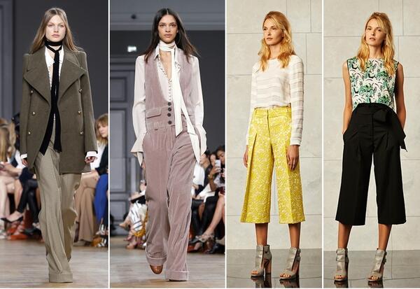 Модните седмици повеляват: Да се върнем в 70-те!