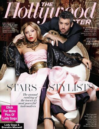 Какво прави Лейди Гага в дома на Коко Шанел?