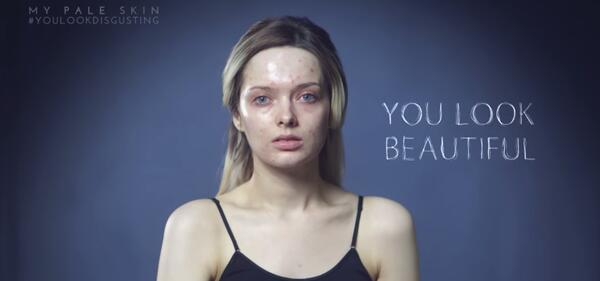 Момичето, което разбива съвременните стереотипи за красота