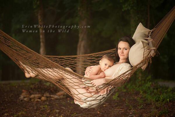 Кърменето - най-красивото проявление на връзката между майка и дете