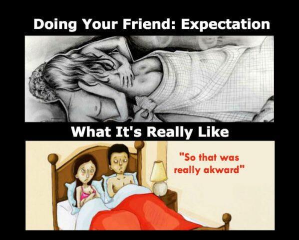 Да излизаш с най-добрия си приятел: Очаквания срещу реалност