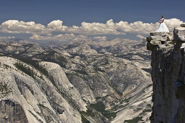 Да запечаташ любовта си на над 1500 метра височина