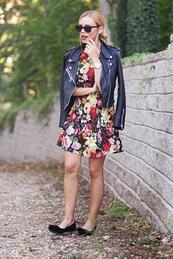 Стилните жени: Флорален рок