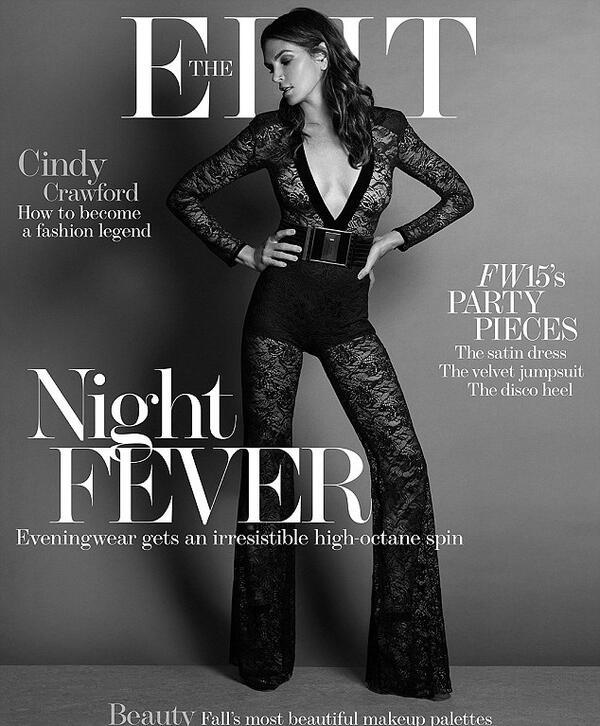 Синди Крауфорд се притеснява за модната кариера на дъщеря си