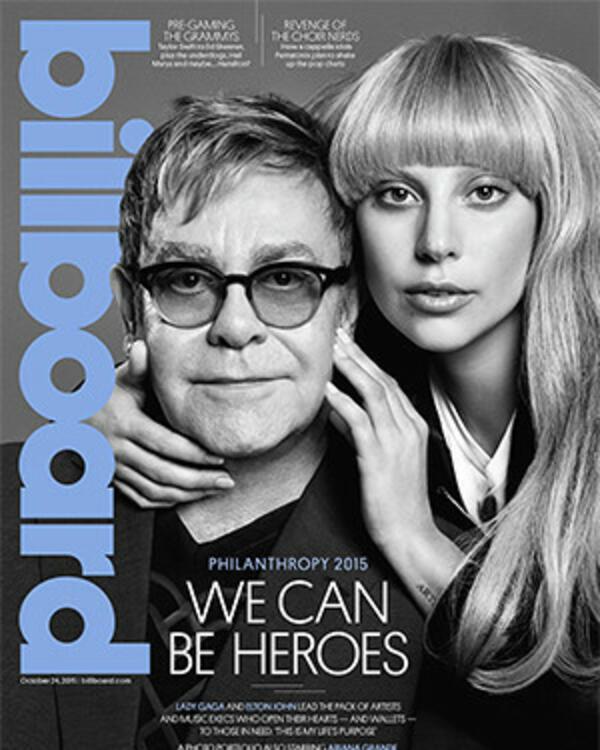Лейди Гага за приятелството с Елтън Джон и отвращението от социалните мрежи