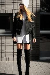 Стилните жени: Дълги чизми