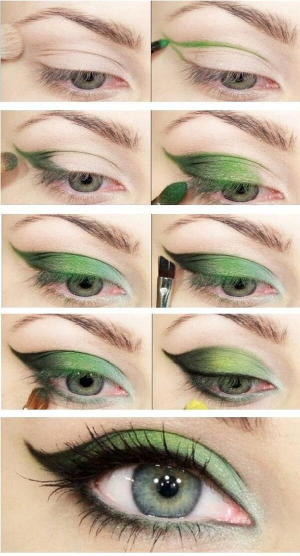 Няколко идеи за ефектен грим, подходящ за дами със светли очи