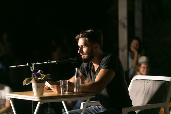 Младият писател Константин Трендафилов за любовта към писането и нуждата от българска литература
