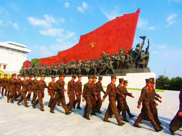 Странното пътешествие на една двойка до чудатата Северна Корея