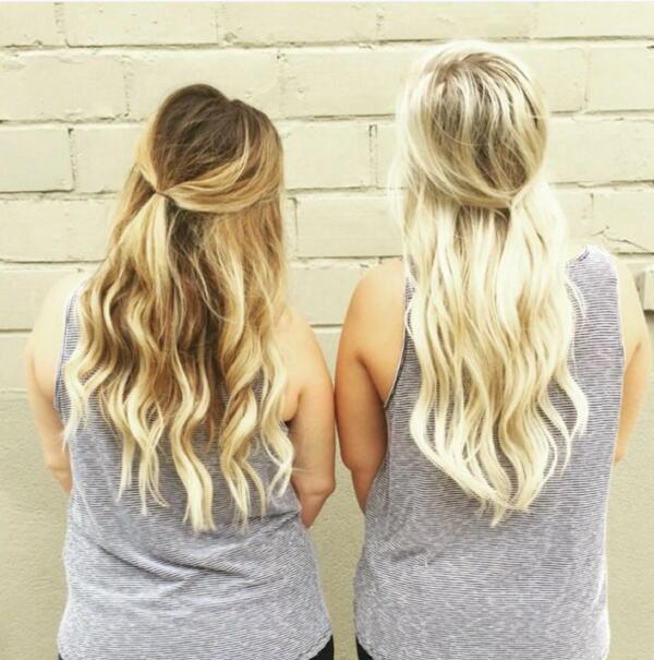 20 идеи за кокетна визия с наполовина прибрана коса